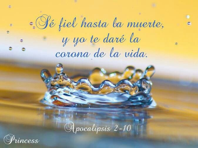 Apocalipsis 2:10 | versos biblicos/bible verses | Pinterest