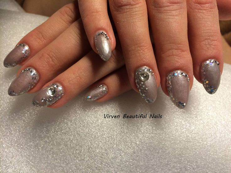 Silver steel Mosaic