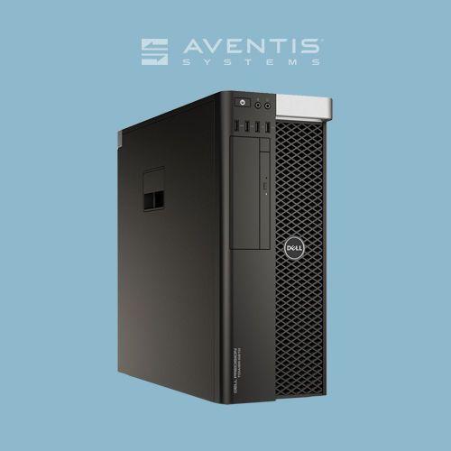 Dell Precision 5810 E5-2690 12-Core 2.6GHz / 32GB / 2TB (2 x 1TB)/ 1 YR WNTY