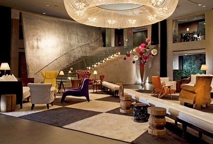 The Paramount Hotel - New York City Hotels