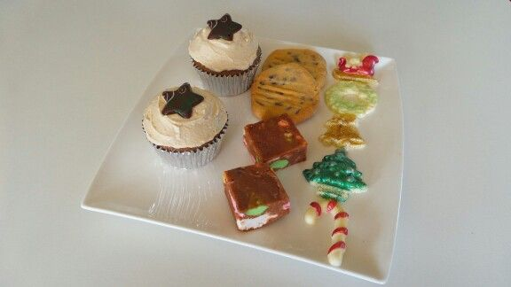 Christmas morning tea catch up baked by MJ Hawke's Bay NZ