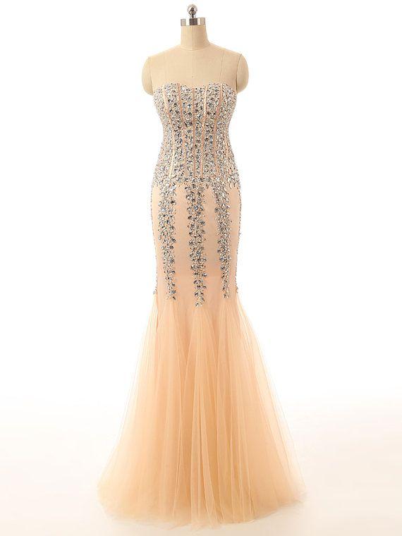572 best Prom Dresses images on Pinterest | Wedding frocks, Prom ...