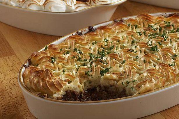 Cottage Pie recipe, by former royal chef Darren McGrady