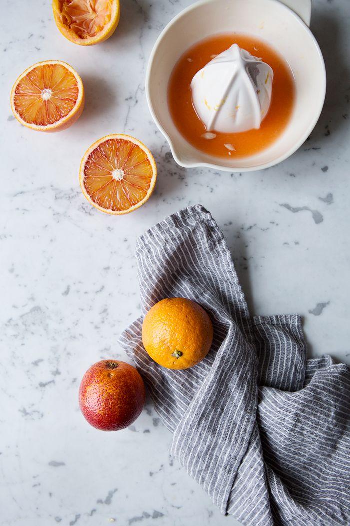 Blood oranges :: Sonja Dahlgren/Dagmar's Kitchen