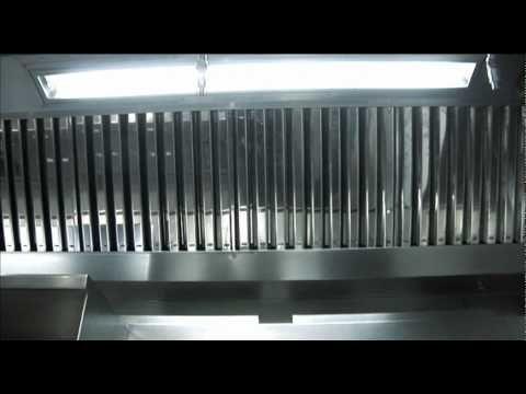 ▶ @filtrosmiro nos presenta su multifiltro de campana extractora industrial  de fácil limpieza