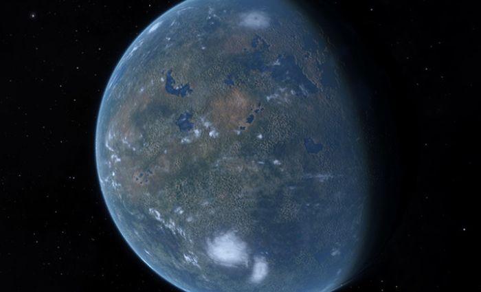 Планета Kepler-438 b