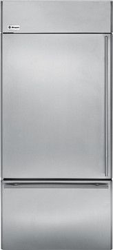 GE Monogram Built-in Bottom-Freezer Refrigerator - contemporary - refrigerators and freezers - Universal Appliance and Kitchen Center