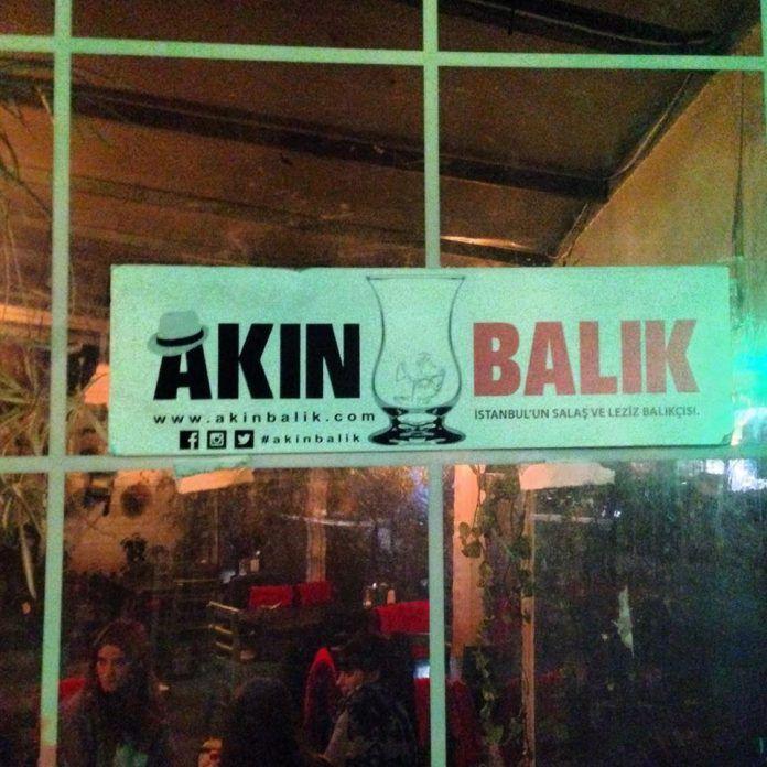 Karaköy'de Salaş ve Samimi Akın Balık - Gitmeliyim.com