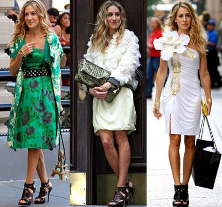 carrie bradshaw outfits | ... stuff ...lets get to some of my favorite Carrie Bradshaw ensembles