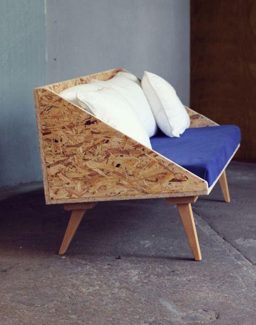 Beech and OSB Sofa-Cecile Guignard ähnliche tolle Projekte und Ideen wie im Bild vorgestellt findest du auch in unserem Magazin . Wir freuen uns auf deinen Besuch. Liebe Grüße