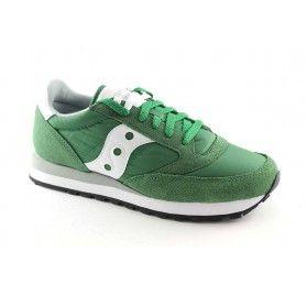SAUCONY S2044-353 SHADOW ORIGINAL verde scarpe uomo sneakers
