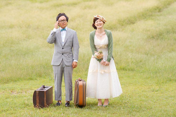 結婚式の前撮りロケーションフォト TAKEHIKO MISAWA PHOTOGRAPH OFFICE 名古屋