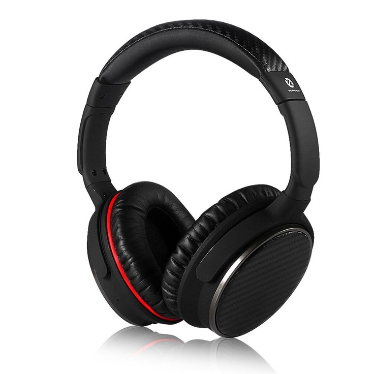 Bluetooth Over Ear Headphones, Topdon TP550 Lightweight Wireless Bluetooth Headphone with Microphone Noise Cancelling Headhone Handsfree Headset Circumaural Headphones. New Year Promotion:Save 20% each on Bluetooth Headphone Over Ear offered by Ebestzone when you purchase 1 or more. Enter code L4OZ8BJR at checkout. BLUETOOTH: Wireless headphones with Bluetooth V4.0 technology. Over the ear design which provides a convenient Bluetooth connection for making calls or listening to music....