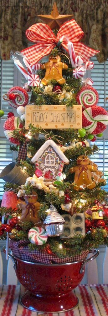 Inspiring Amazing Christmas Tree Themes For Your Home Decor For Everyday: 55+ Beautiful Ideas https://decoor.net/amazing-christmas-tree-themes-for-your-home-decor-for-everyday-55-beautiful-ideas-7824/ #christmastreedecoration