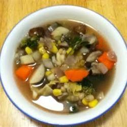 Spring Vegetable Soup Allrecipes.com