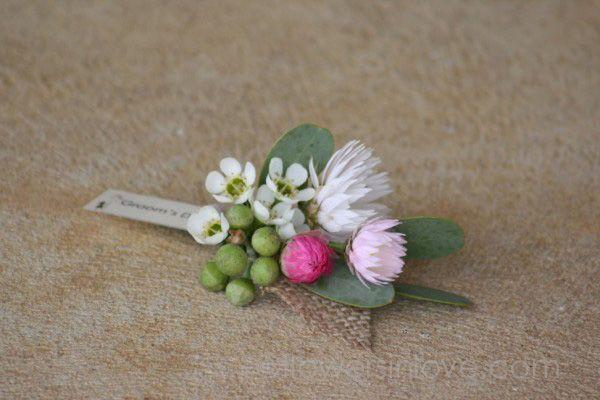 Native buttonhole