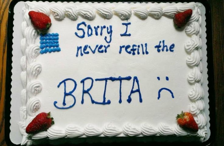 : Awkward Situation, 29 Incredibly, Apology Cakes, Giggle, Stuff, Incredibly Specific, Funny, Specific Apology