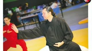 World Traditional Kung Fu Championship. First Place in Chen Style Taiji Quan. Master Giuseppe Paterniti.