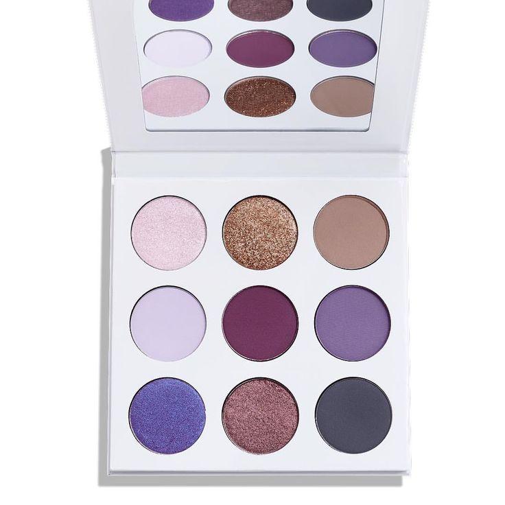 @kyliecosmetics: The Purple Palette Launching Next Friday 10.6.17