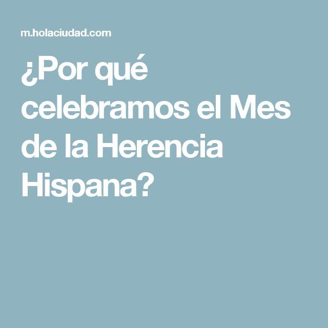 7 best Hispanic Heritage Month images on Pinterest | Hispanic ...