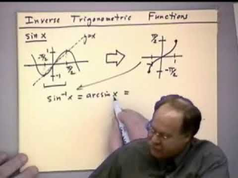 Calculus I - Lecture 03 - Trigonometry for Calculus