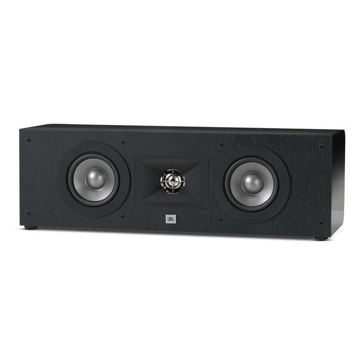 """JBL STUDIO 225C  Hoor het kleinste detail als nooit tevoren Ongeacht waar u staat of zit in uw kamer tijdens het kijken naar een film tv-programma of game console verdient u een optimale luisterervaring. De Studio 225C 2.5-weg Dual 4"""" middenkanaal luidspreker onderdeel van de baanbrekende 10-delige JBL Studio 2 luidspreker serie maakt dit mogelijk. Overal in de luisteromgeving geniet u van een onvergelijkbare luisterervaring. De Dual 4"""" PolyPlas drivers van de Studio 225C luidspreker leveren…"""