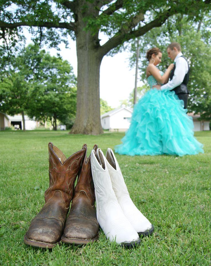 Cowgirl Cowboy Boots Cute Outdoor Creative Unique ...
