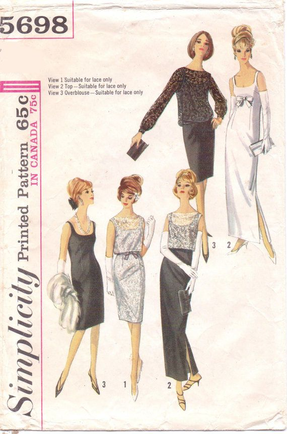 1000 Images About Vintage Sewing Patterns On Pinterest