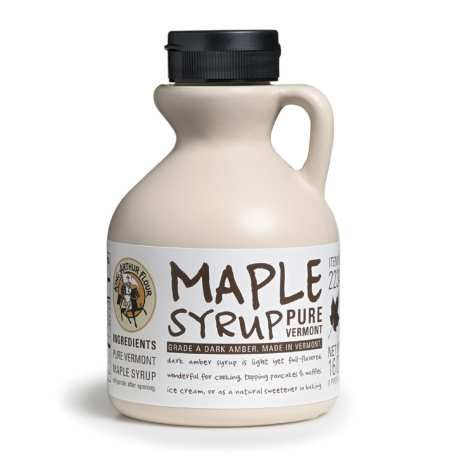 King Arthur Vermont Maple Syrup - 1 pint