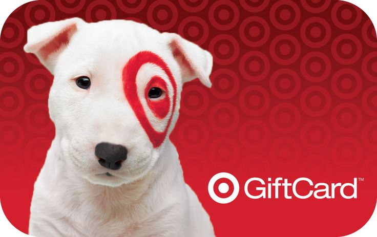 Target GiftCard™ $25/ $50/ $100 US Mail Delivery