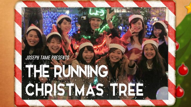 Funny Christmas Tree Developed by Tokyo-based inventor Joseph Tame this funny tree is a revolutionary wearable device. This must be fun to wear…  http://bit.ly/1U6yvir  www.howley.in  #funny #running #fun #christmas #tree #seasonal #hit #revolutionary #wearable #howley