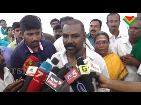 Actor Raghava Lawrence | Want to celebrate Mothers day like Any other Fe...