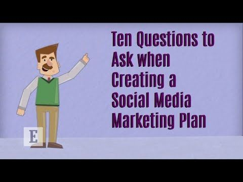 10 Questions to Ask When Creating a Social-Media Marketing Plan ~ Blogging tips on Social Media Marketing, SEO, SEM and search engines on Bloginian.com