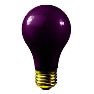 Standaard-lamp 15 watt E27 blacklight