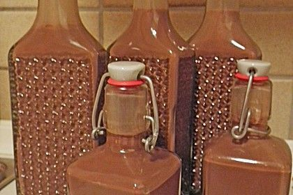 Schneller Schokoladenlikör, ein raffiniertes Rezept aus der Kategorie Likör. Bewertungen: 4. Durchschnitt: Ø 4,0.