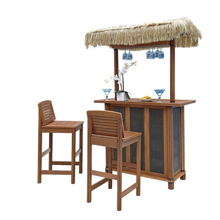 17 best Paul\'s Tiki Bar images on Pinterest | Tiki bars, Outdoor ...