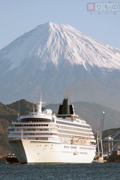 消える日本船の世界一周 国際情勢に揺れるクルーズ船 | 乗りものニュース