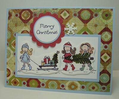 i STAMP by Nancy Riley: December 2007