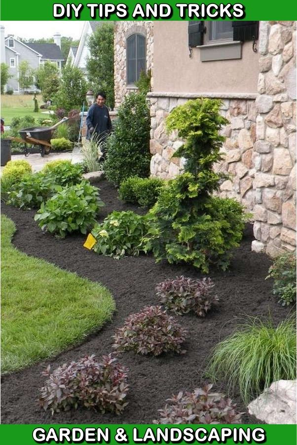 7 Landscaping Tips From A Garden Design Pro With Images Front