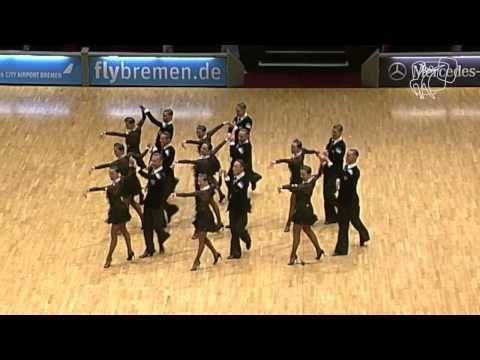 DUET Perm, RUS | 2014 World Formation Latin | DanceSport Total - YouTube