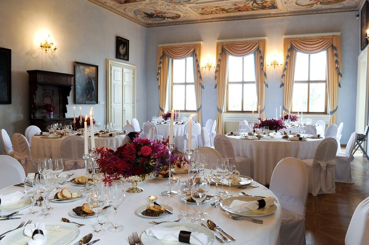 Prague Castle, Lobkowicz Palace - Exclusive lunch through Viking River Cruises ~ November 2016
