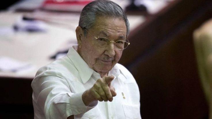 do Globo: ' Raúl Castro [ditador cubano] disse neste sábado, durante o Congresso do Partido Comunista, em Havana, que o Brasil e outros países da América Latina enfrentam uma contraofensiva d…