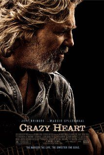 A faded country music musician is forced to reassess his dysfunctional life during a doomed romance that also inspires him.    Director: Scott Cooper  Writers: Scott Cooper, Thomas Cobb (novel)  Stars: Jeff Bridges, Maggie Gyllenhaal and Colin Farrell