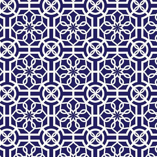 Trendy Trellis Navy/White Cotton Fabric - Bahama Breeze Collection, Fat Quarter, Fabric by the Yard, Sewing, Quilting, Navy Fabric, Cotton by PaddyJackFabrics on Etsy https://www.etsy.com/listing/458885880/trendy-trellis-navywhite-cotton-fabric