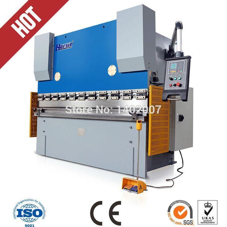 Hydraulic Pressing Bender Sheet Metal Machinery Automatic Bending Machine For S Press Brake Machine Hydraulic Press Brake Sheet Metal Machinery
