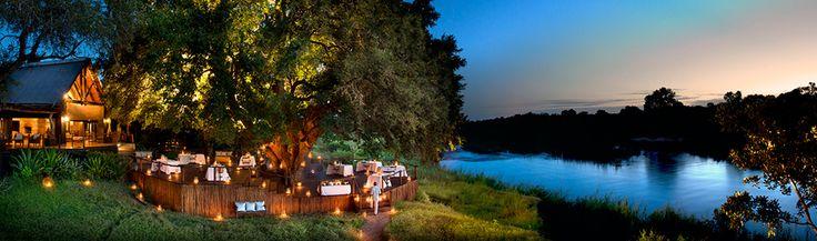 Tinga Lodge, Lion Sands Game Reserve, Kruger National Park