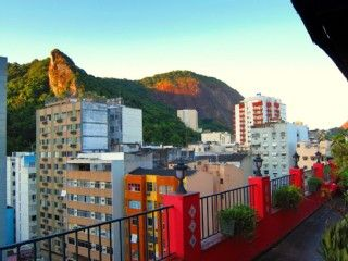 You can stay in Brazilian holiday rentals with amazing views, just like this one! #brazil2014 #worldcup