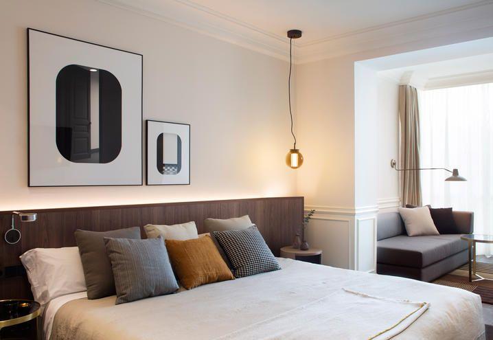 Casa Mimosa Hotel, Barcellona | per H10 realizzato sotto la direzione artistica di Sandra Tarruella e Ricard Trenchs