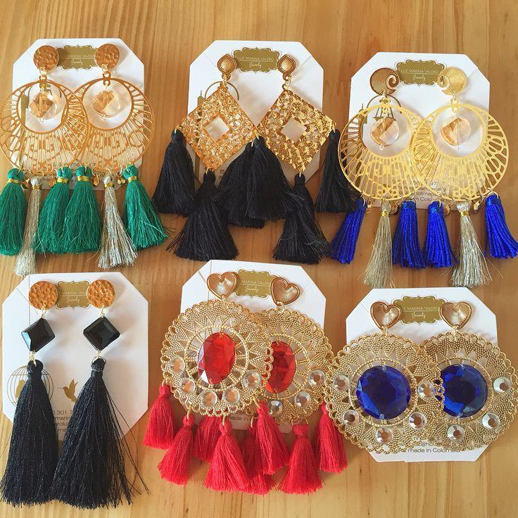 Earrings by Luz Marina Valero Jewelry