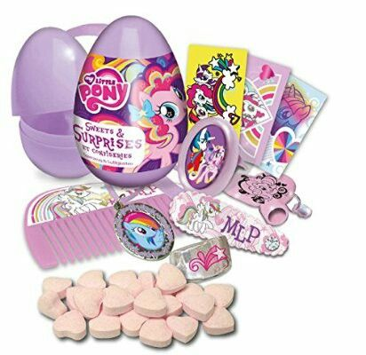 Surprize Egg My Little Pony  price IDR 35.000  whats inside? candy,sticker,surprize my little pony